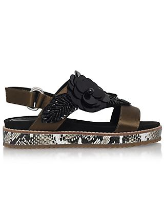 Kurt Geiger London Bumble Embellished Sandals