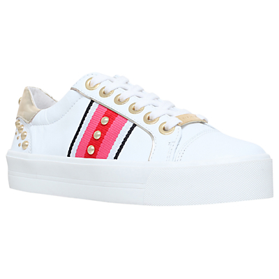Product photo of Carvela lax flatform trainers