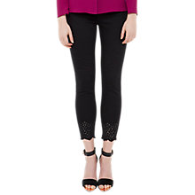 Buy Ted Baker Massiee Embroidered Jeans Online at johnlewis.com