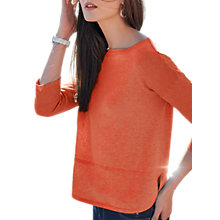 Buy Pure Collection Silk Blend Jumper Online at johnlewis.com