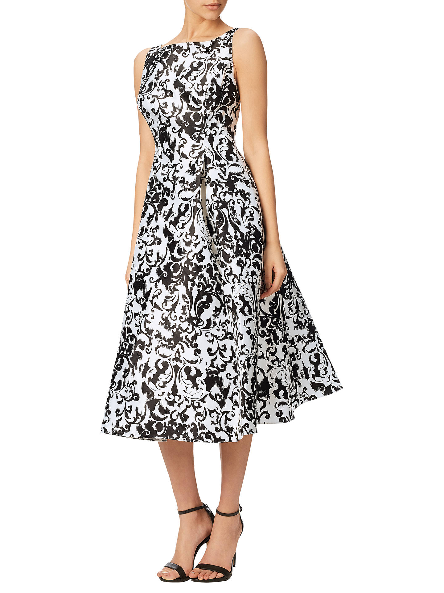 1fcf15b64 Buy Adrianna Papell Sleeveless Printed Mikado Party Dress