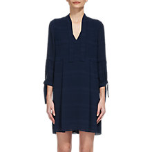 Buy Whistles Joanna Tie Sleeve Dress Online at johnlewis.com