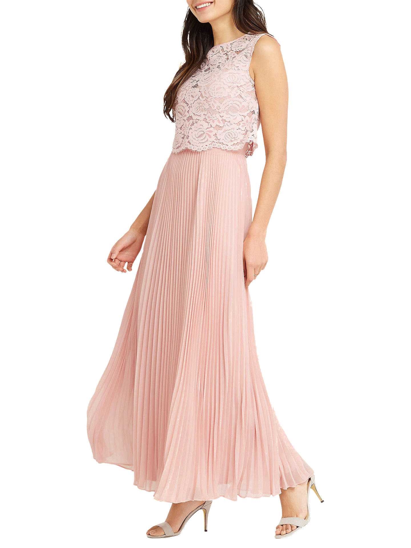 4d5daf29067 Buy Oasis 2 in 1 Lace Bodice Maxi Dress