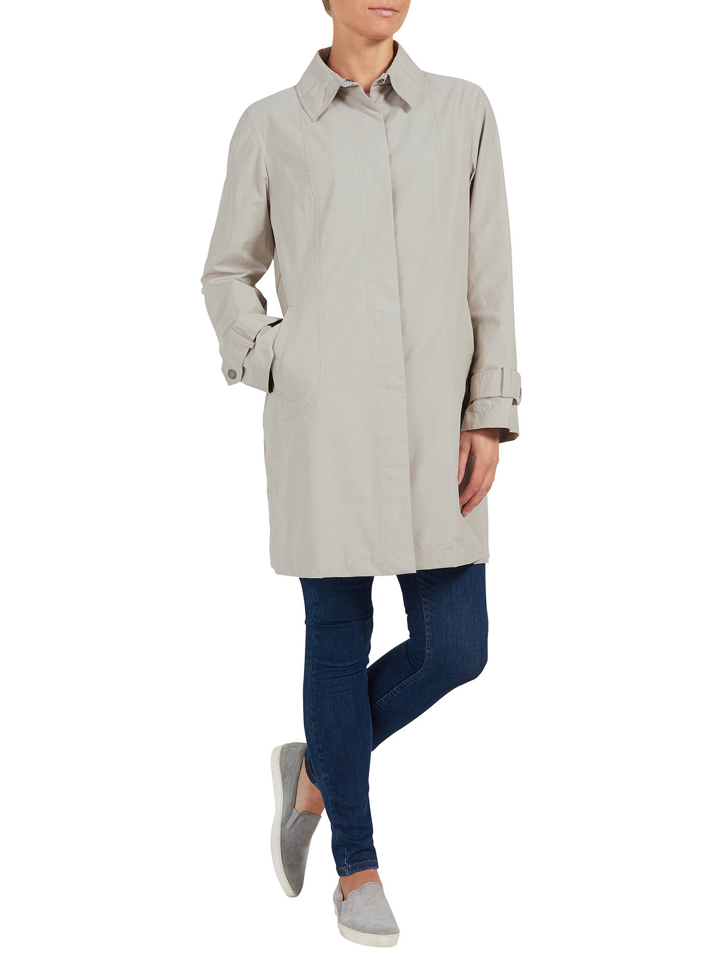 top style select for original new specials Four Seasons Unlined Contemporary Raincoat at John Lewis ...