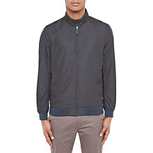 Buy Ted Baker Activ Bomer Jacket, Black Online at johnlewis.com