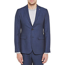 Buy Ted Baker Malibu Linen Cotton-Blend Blazer Online at johnlewis.com