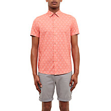 Buy Ted Baker Waaze Short Sleeve Shirt Online at johnlewis.com