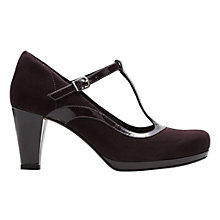 Buy Clarks Chorus Pitch T-Bar Court Shoes Online at johnlewis.com