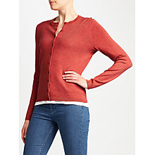 Buy John Lewis Crew Neck Cardigan Online at johnlewis.com