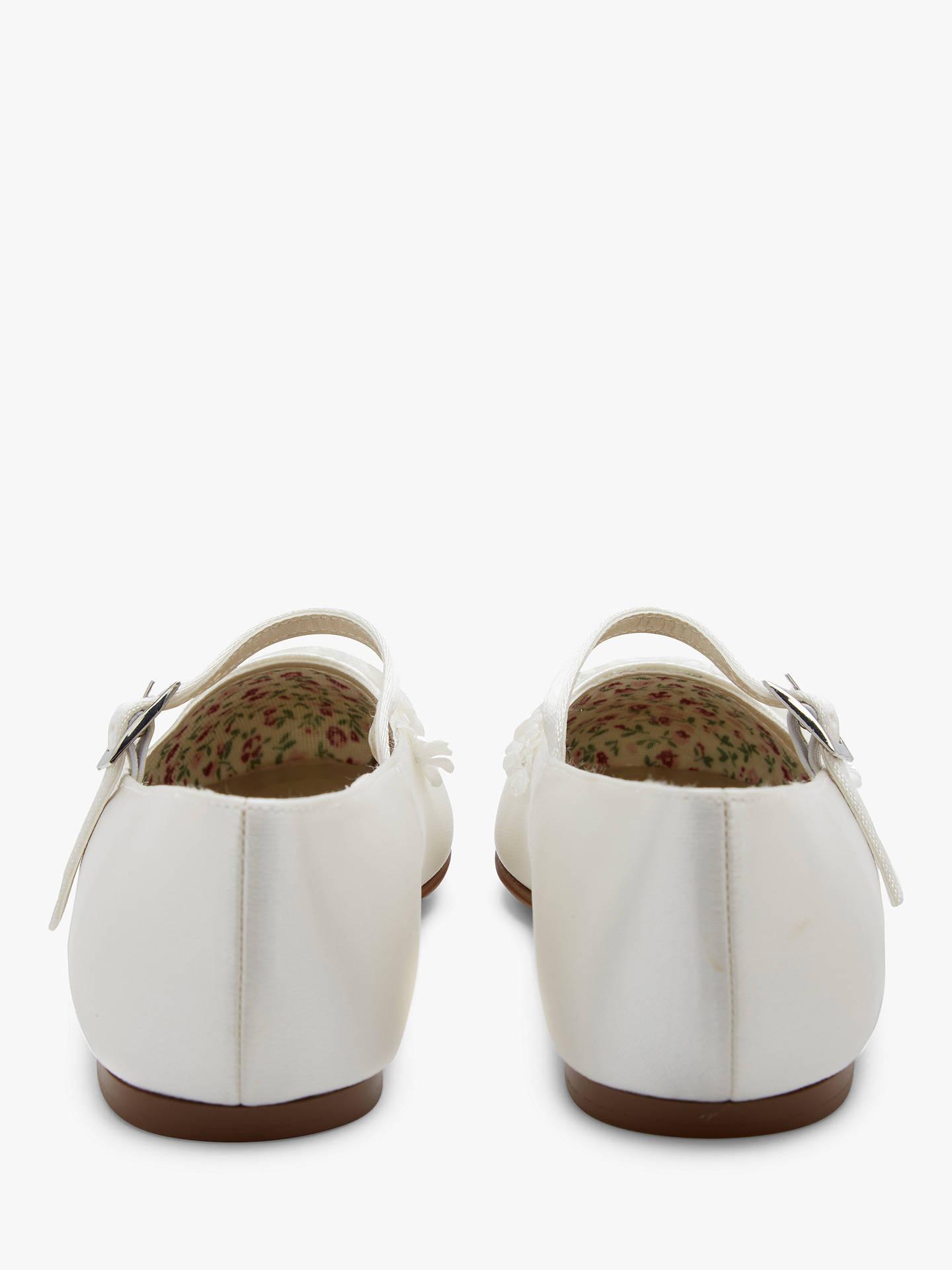 3f8c0a47a28d ... Buy Rainbow Club Children s Summer Satin Bridesmaid Shoes