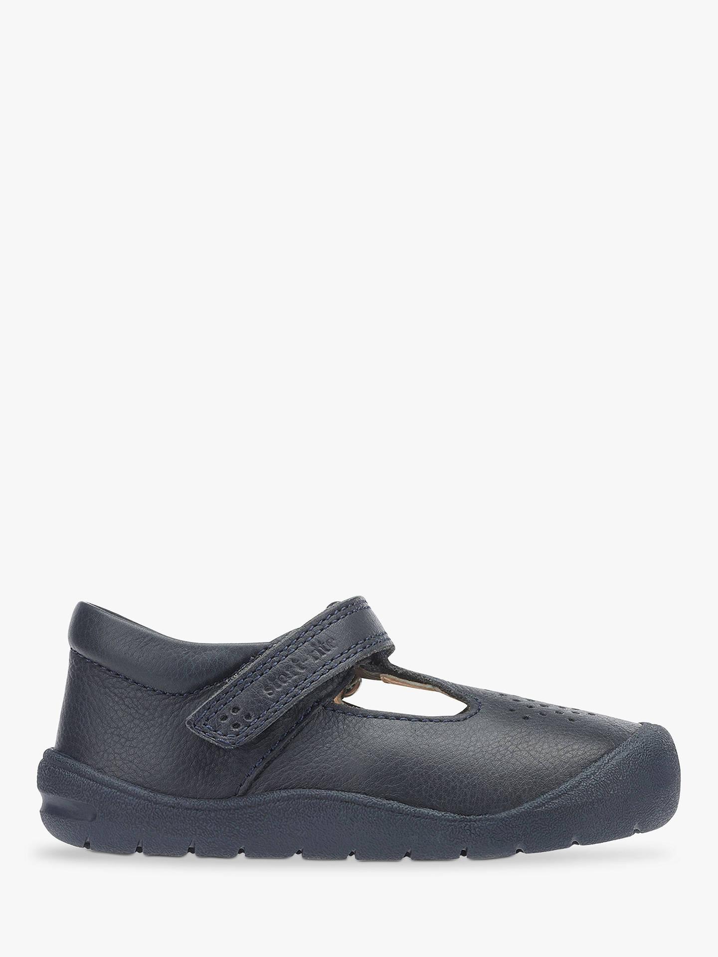 b719e46e2fa77 Buy Start-rite Children's Alex First Shoes, Navy, 4E Jnr Online at  johnlewis ...