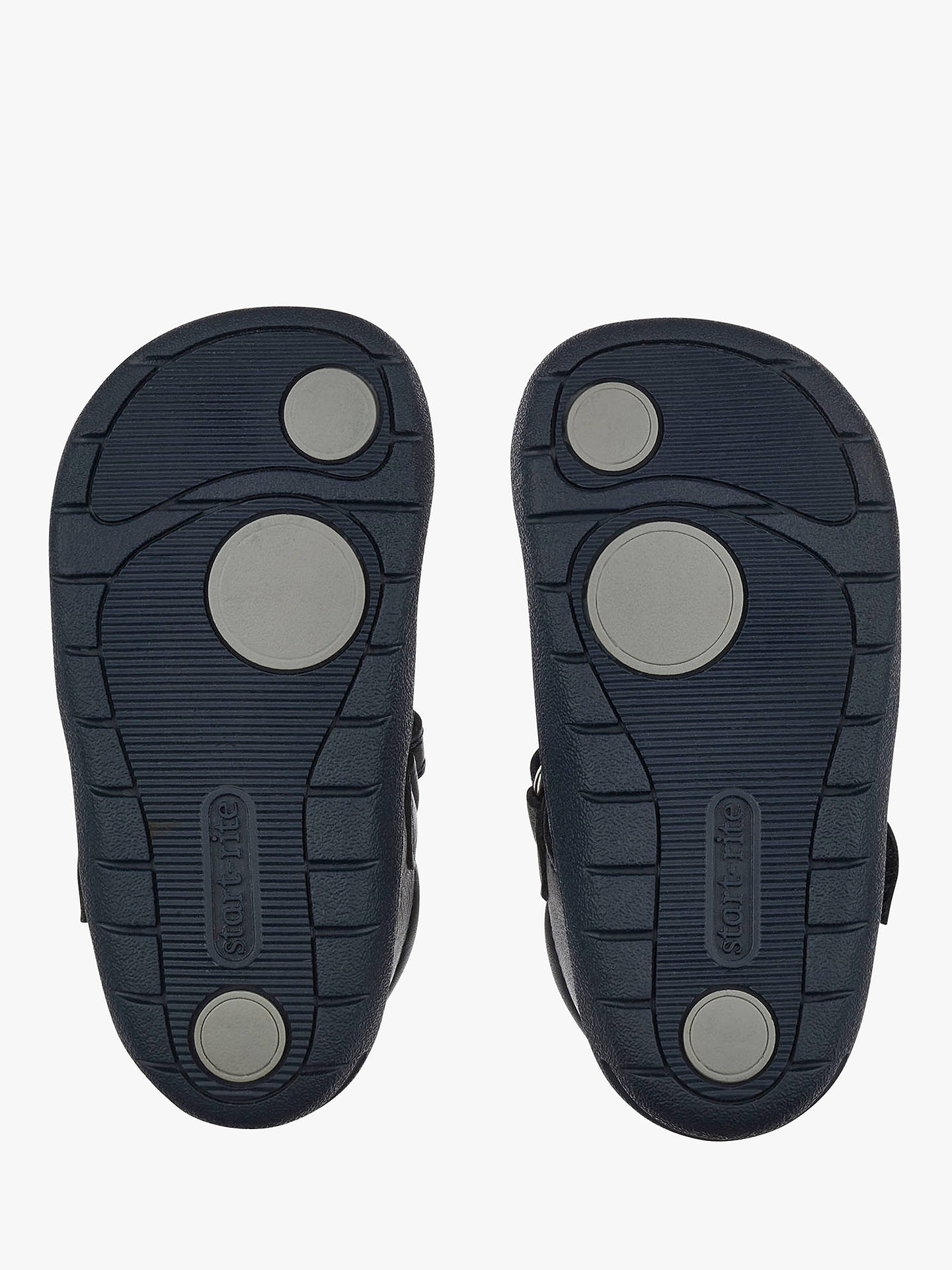 62cca82f26977 ... Buy Start-rite Children's Alex First Shoes, Navy, 4E Jnr Online at  johnlewis ...