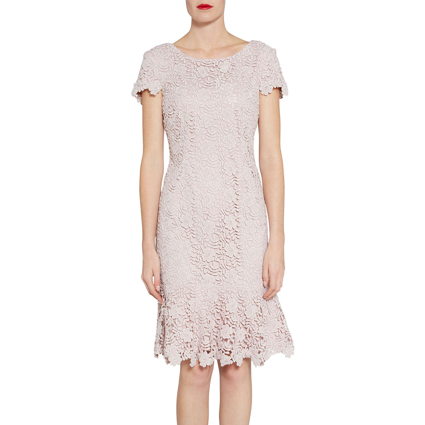 Clearance Marketable Buy Cheap Outlet Locations Womens Matt Primrose Guipure Dress Gina Bacconi cbP30c