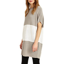 Buy Phase Eight Sebastiana Longline Stripe Jumper Online at johnlewis.com