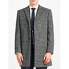 Buy Kin by John Lewis Epsom Coat, Grey Online at johnlewis.com
