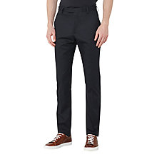 Buy Reiss Statten Slim Fit Suit Trousers, Navy Online at johnlewis.com