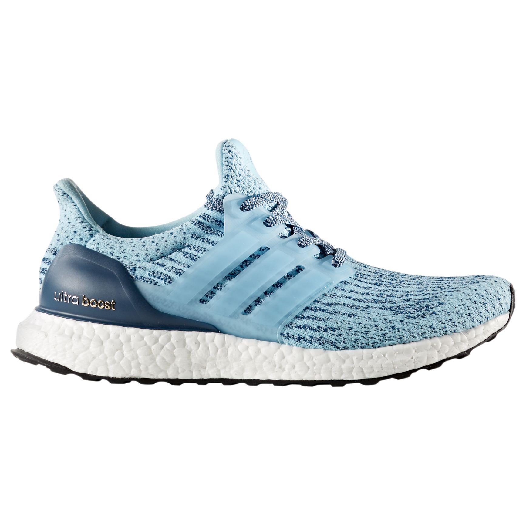 Adidas Blue Ultra Boots Women Sneakers