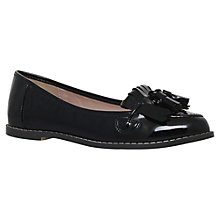 Buy Carvela Maggie 2 Loafers, Black Online at johnlewis.com
