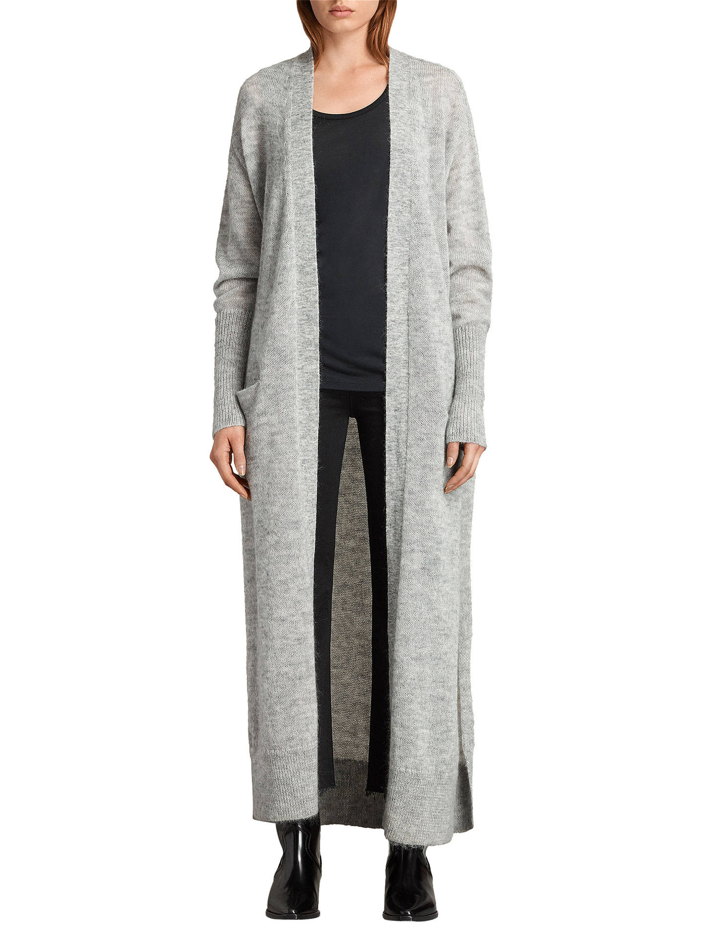 BuyAllSaints Maia Long Cardigan 11fd261a0