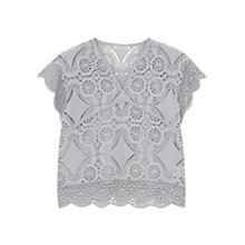 Buy Gerard Darel Clover Blouse Online at johnlewis.com