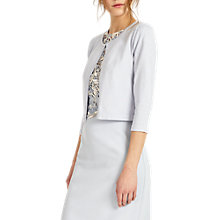 Buy Phase Eight Calleigh Cardigan, Mineral Blue Online at johnlewis.com