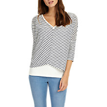 Buy Phase Eight Sharon Stripe Top Online at johnlewis.com