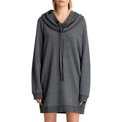 AllSaints Kaye Sweatshirt Dress