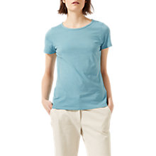Buy Jigsaw Garment Dyed T-Shirt Online at johnlewis.com