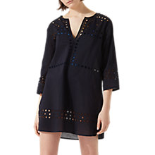 Buy Jigsaw Cut Out Kaftan Online at johnlewis.com