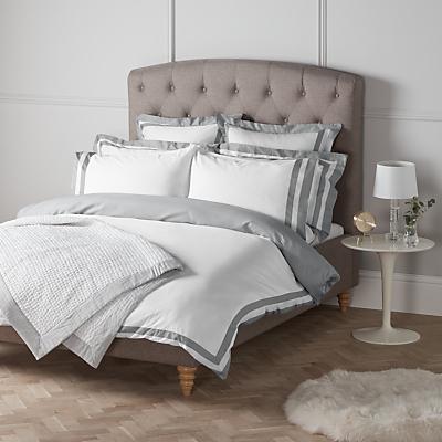 John Lewis Ascot Cotton Satin Bedding