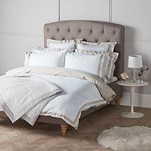 Buy John Lewis Ascot Cotton Satin Bedding Online at johnlewis.com