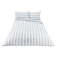 Buy John Lewis Bob Stripe Jacquard Cotton Bedding Online at johnlewis.com