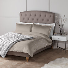 Buy John Lewis Country Edie Embroidered Cotton Bedding Online at johnlewis.com
