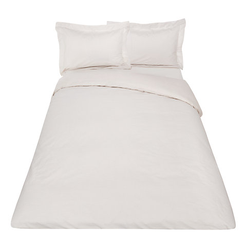 Buy Croft Collection Breamer Stripe Cotton Bedding Online at johnlewis.com