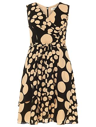 Studio 8 Alissa Dress, Black/Blush