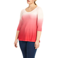 Buy Studio 8 Olga Ombre Jumper, Pink Online at johnlewis.com