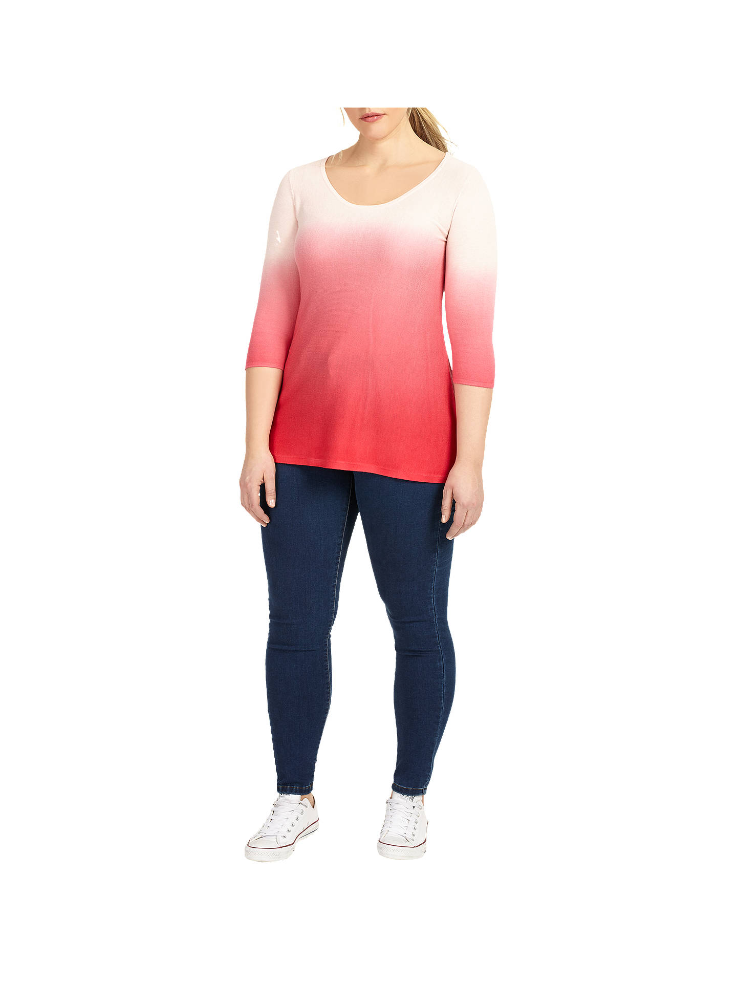 BuyStudio 8 Olga Ombre Jumper, Pink, 12 Online at johnlewis.com