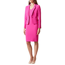 Buy Hobbs Confetti Jacket, Confetti Pink Online at johnlewis.com
