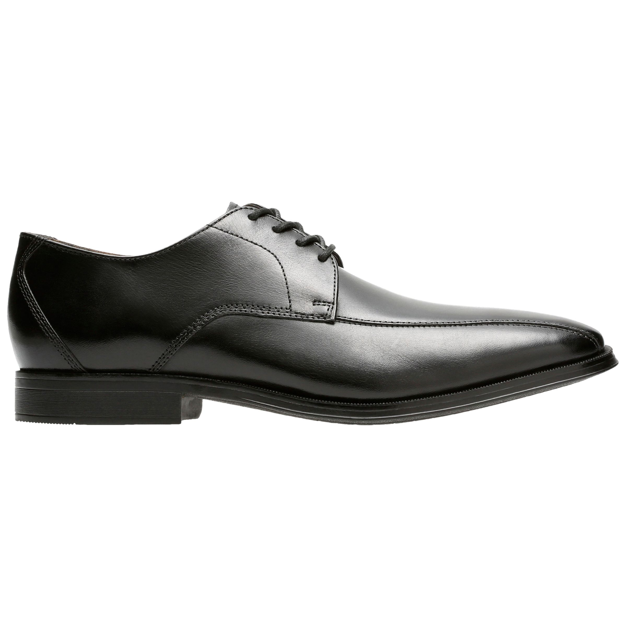 65c80d6f5f37 Clarks Gilman Mode Leather Derby Shoes