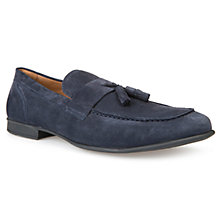 Buy Geox Wilburg Suede Loafers Online at johnlewis.com