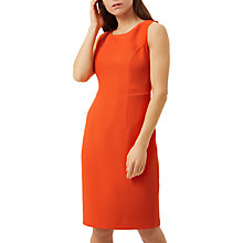 Buy Fenn Wright Manson Petite Valencia Dress, Orange Online at johnlewis.com