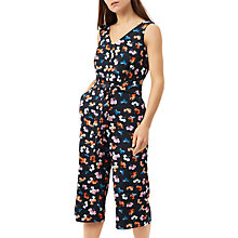 Buy Fenn Wright Manson Petite Marseille Print Jumpsuit, Multi Online at johnlewis.com