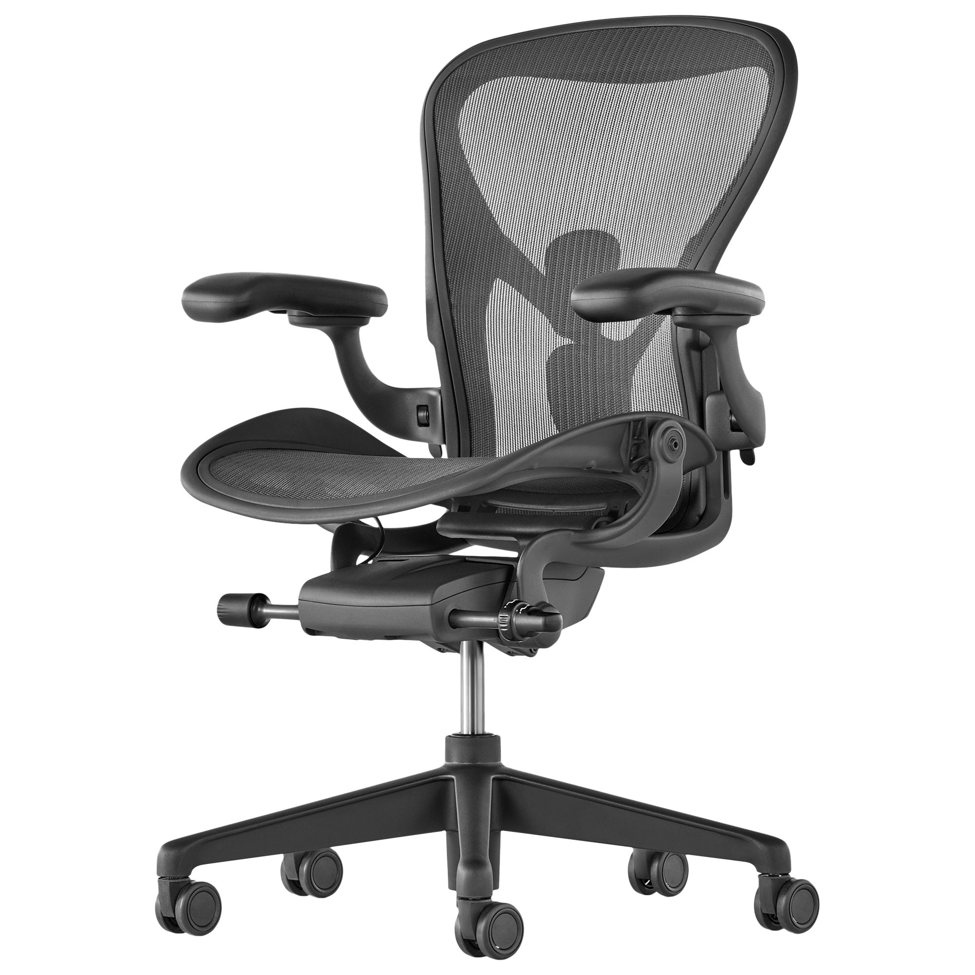 Herman Miller Herman Miller Aeron Office Chair, Graphite