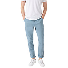 Buy Jigsaw Garment Dye Slim Stretch Chinos Online at johnlewis.com