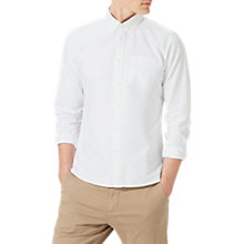 Buy Jigsaw Japanese Selvedge Oxford Shirt Online at johnlewis.com