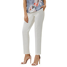Buy Fenn Wright Manson Athens Trousers, Ivory Online at johnlewis.com