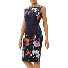Buy Fenn Wright Manson Sicily Dress, Navy/Multi Online at johnlewis.com