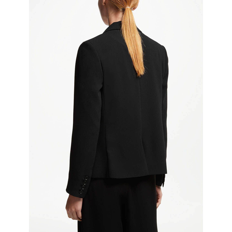 BuyJohn Lewis Eva Crepe Jacket Black 8