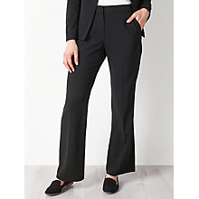 Buy John Lewis Eva Crepe Bootcut Trousers Online at johnlewis.com