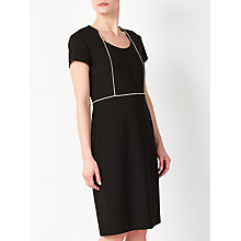 Buy John Lewis Pippa Tipped Ponte Dress Online at johnlewis.com